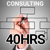 40hrs consulting