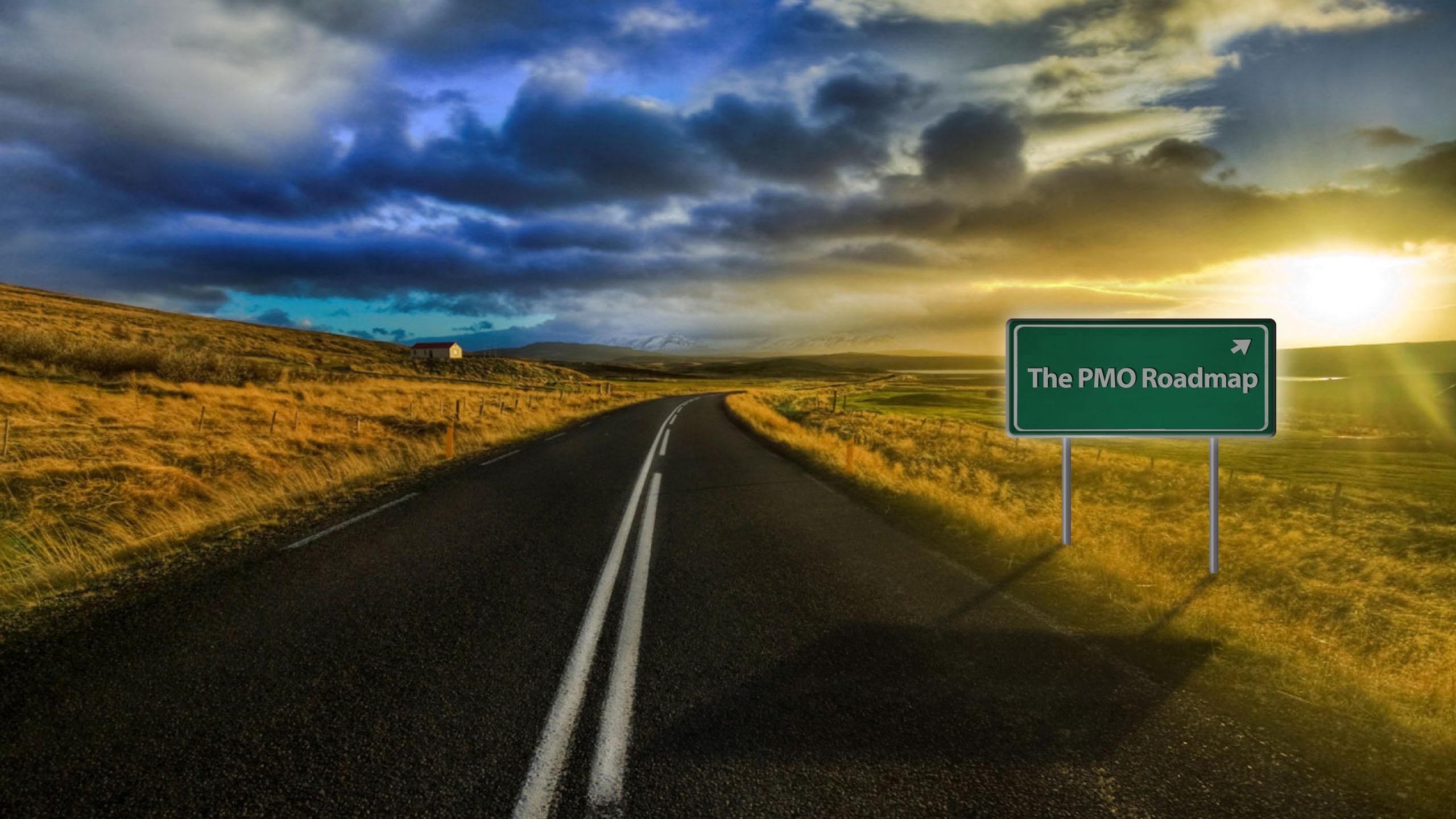 thepmoroadmap sign